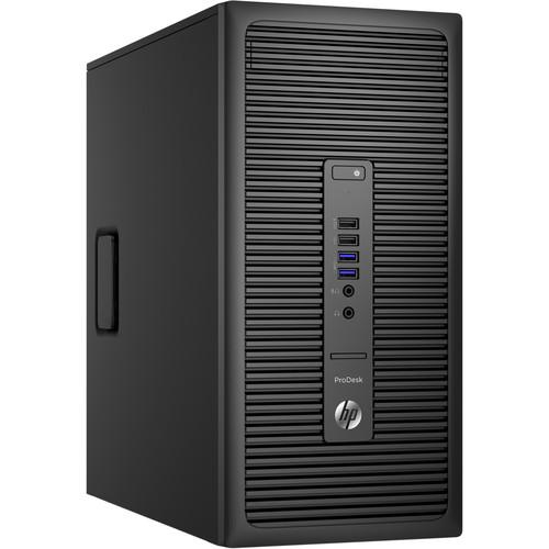 HP ProDesk 600 G2 Microtower Desktop Computer