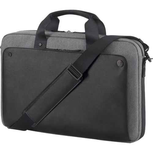 "HP Executive Slim Top Load Carrying Case for 15.6"" Laptop (Black)"