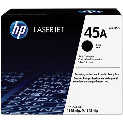 HP LaserJet Black Print Cartridge (U.S. Federal Government)