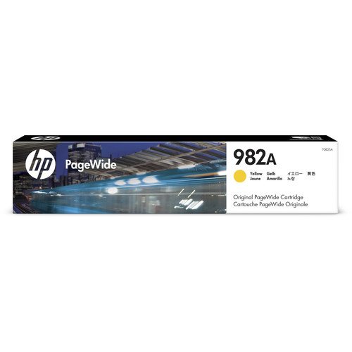 HP 982A Yellow PageWide Ink Cartridge