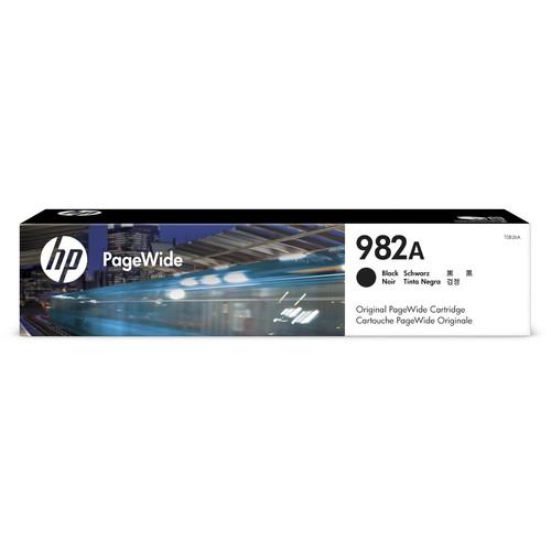 HP 982A Black PageWide Ink Cartridge
