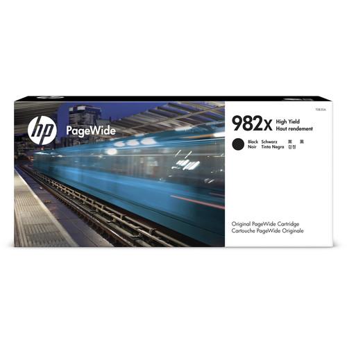 HP 982X High Yield Black PageWide Ink Cartridge