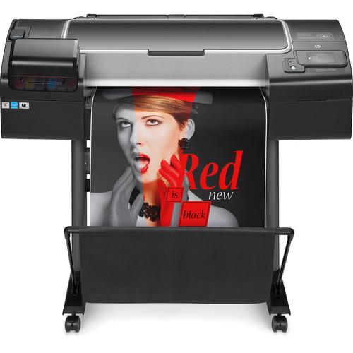 "HP DesignJet Z2600 PostScript 24"" Large-Format Inkjet Printer"