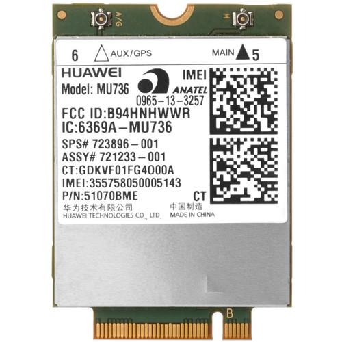 HP hs3110 HSPA+ W10 WWAN Mobile Module (Standard Buy)