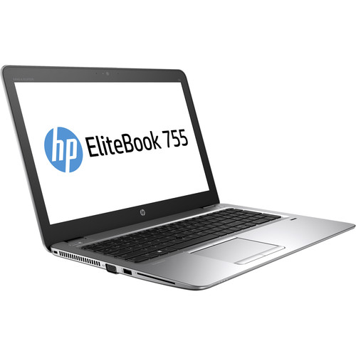 "HP 15.6"" 755 G3 Multi-Touch Notebook"