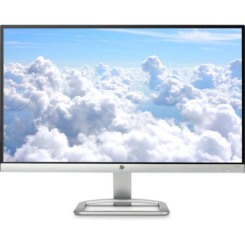 """HP 23er Full HD 23"""" IPS Monitor (Silver/White)"""