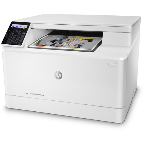 HP Color LaserJet Pro M180nw All-In-One Laser Printer