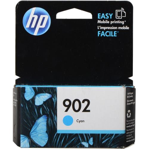HP 902 Cyan Ink Cartridge