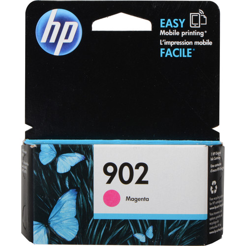 HP 902 Magenta Ink Cartridge