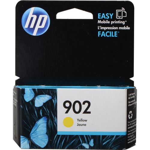 HP 902 Yellow Ink Cartridge