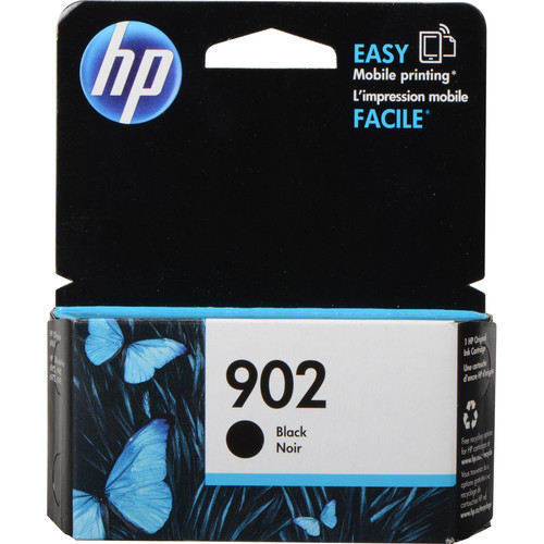 HP 902 Black Ink Cartridge