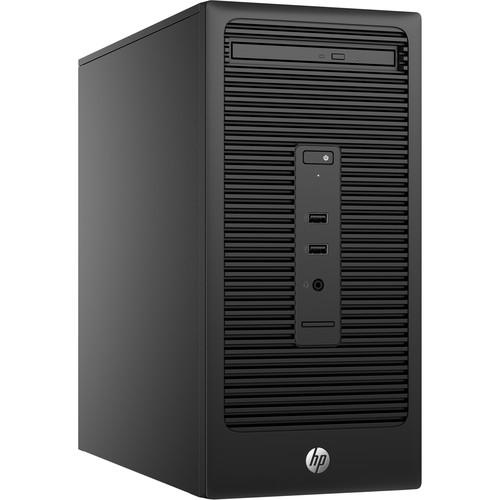 HP 280 G2 Microtower Desktop Computer