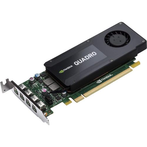 HP Quadro K1200 Graphics Card