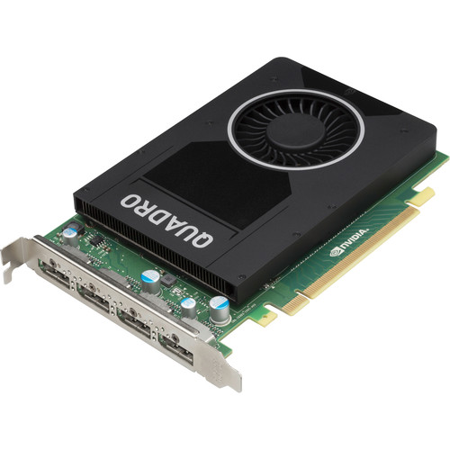 HP Nvidia Quadro M2000 Graphics Card