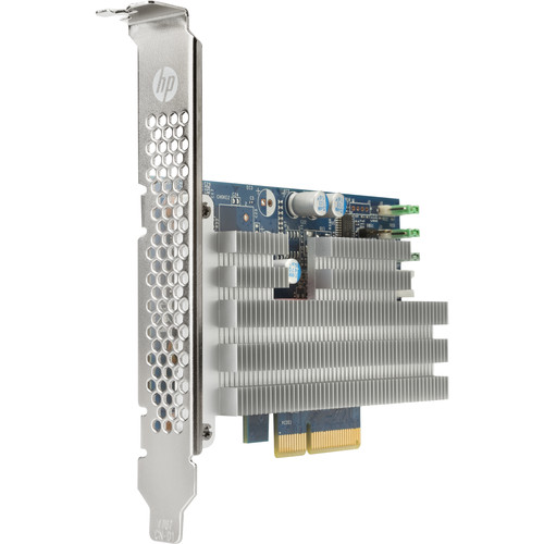 HP Turbo Drive Quad Pro PCIe SSD for Z Workstations (2 x 1TB)