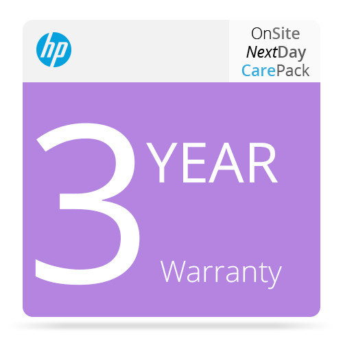 HP U0A86E 3-Year Next Business Day Onsite Accidental Damage Protection