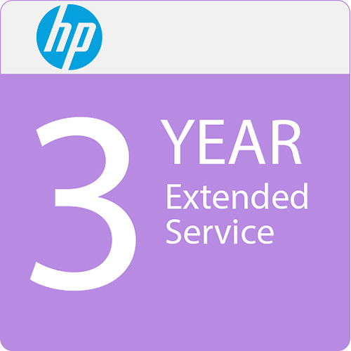 HP 3-Year Accidental Damage Protection with Pickup Return Service for Consumer Notebooks