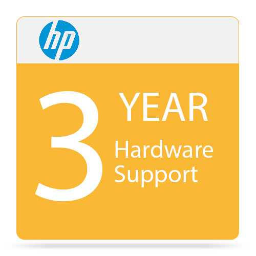 HP 3-Year Next Business Day Hardware Support Care Pack for LaserJet M402 Series Printers