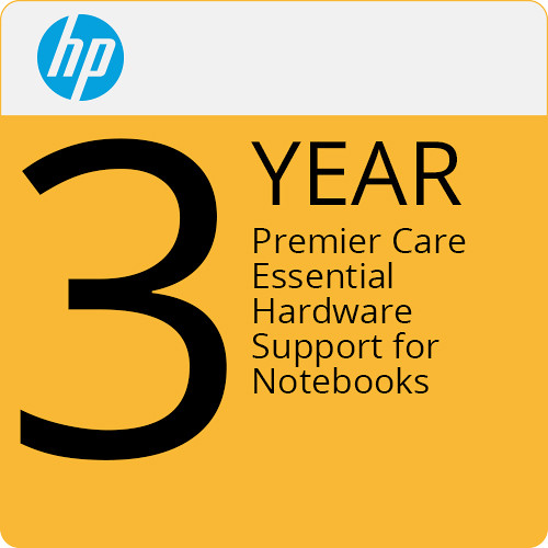 HP 3-Year Premier Care Essential Hardware Support for Notebooks