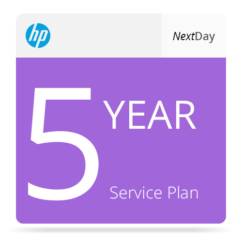HP 5-Year Next Business Day Service with Computrace