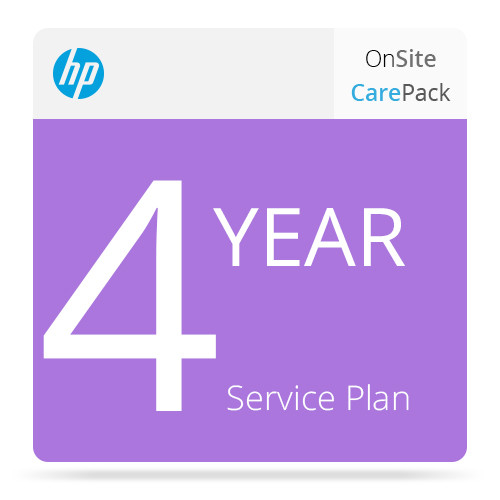 HP 4-Year Next Business Day ADP/Computrace/DMR Service Only