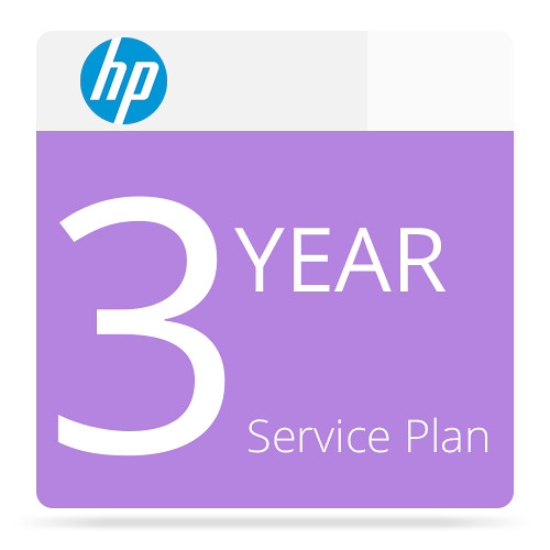 HP 3-Year Next Business Day Hardware Support Exchange Service for LaserJet P3015 Series Printers
