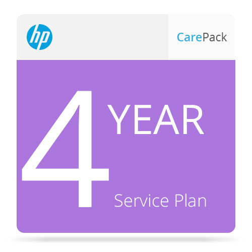 HP 4-Year One-Time Battery Replacement Service