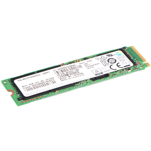 HP 256GB Z Turbo Drive PCIe M.2 Internal SSD