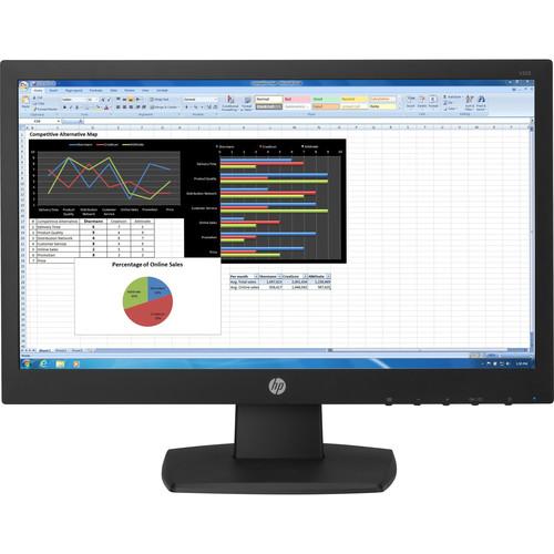 """HP V223 21.5"""" 16:9 LCD Monitor"""