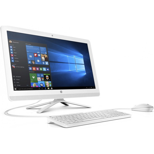 "HP 23.8"" 24-g016 All-in-One Desktop Computer"
