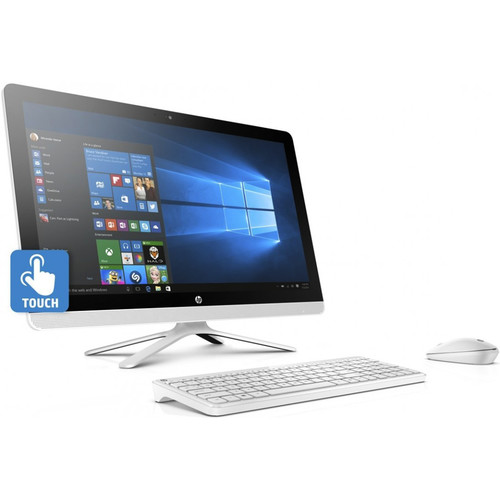 """HP 23.8"""" 24-g030 Multi-Touch All-in-One Desktop Computer"""