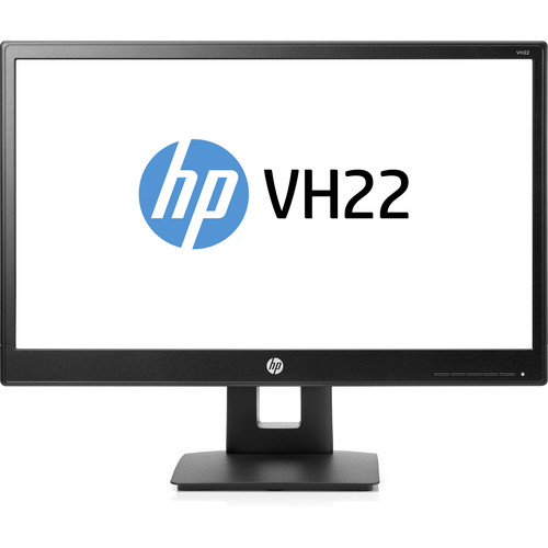 "HP Business Class VH22 21.5"" 16:9 LCD Monitor (Smart Buy)"