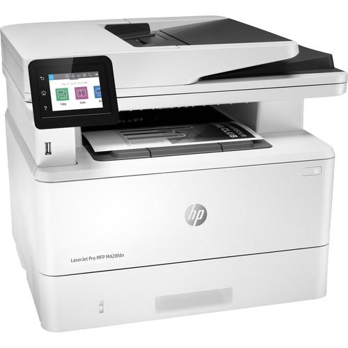 HP LaserJet Pro M428fdn All-in-One Monochrome Laser Printer