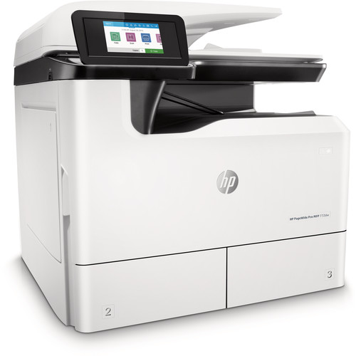 HP PageWide Pro 772dw All-in-One Inkjet Printer