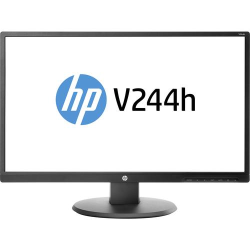 """HP V244h 23.8"""" 16:9 LCD Monitor"""