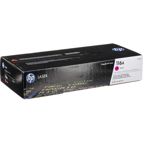 HP 116A Magenta Original Laser Toner Cartridge