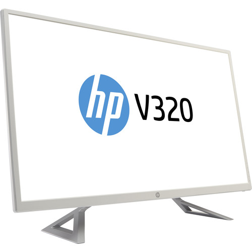 "HP V320 31.5"" 16:9 LCD Monitor (Smart Buy)"