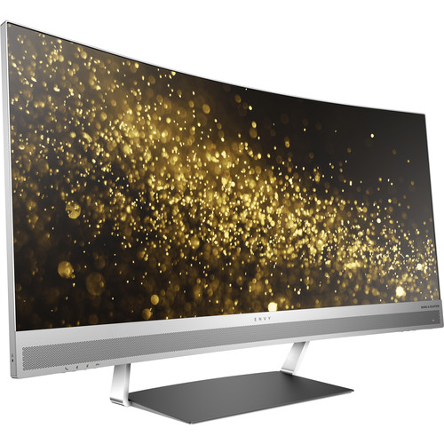"HP ENVY 34"" 21:9 Curved LCD Monitor"