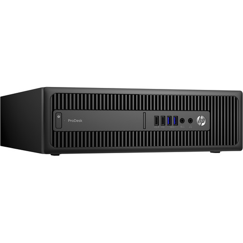 HP ProDesk 600 G2 Small Form Factor PC with 256GB SSD