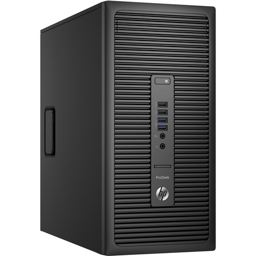HP ProDesk 600 G2 Microtower PC with 500GB HDD
