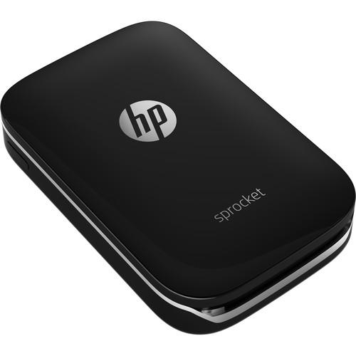 HP Sprocket Photo Printer (Black)