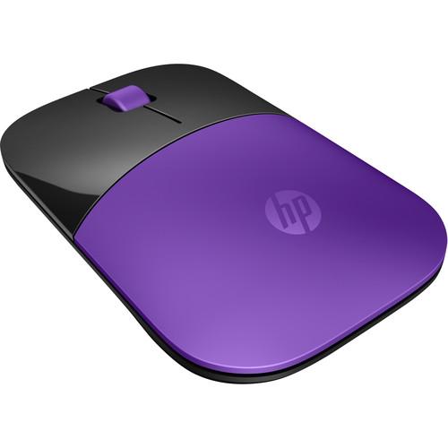 HP Z3700 Wireless Mouse (Purple)