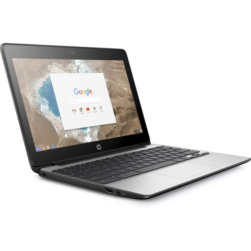 "HP 11.6"" 16GB Multi-Touch Chromebook 11 G5"
