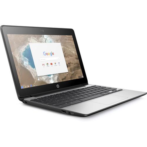 "HP 11.6"" 32GB Multi-Touch Chromebook 11 G5"