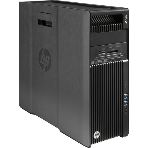 HP Z640 Series Rackable Minitower Workstation
