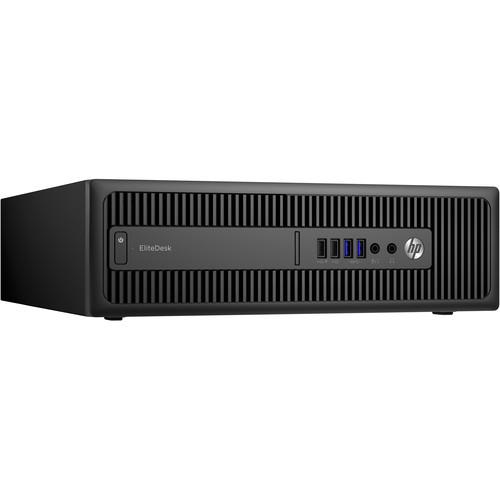 HP EliteDesk 800 G2 Small Form Factor Desktop Computer