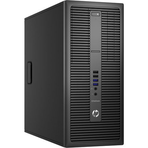 HP EliteDesk 800 G2 Tower PC with 256GB SSD