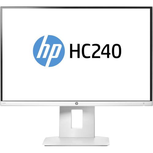 "HP HC240 24"" Healthcare Edition Display (Standard)"