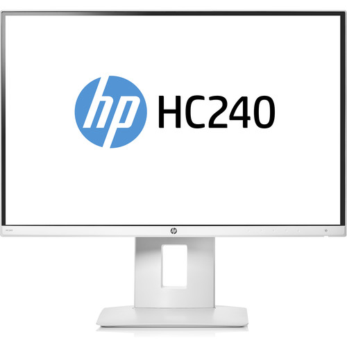 "HP HC240 24"" 16:10 Healthcare Edition IPS Monitor (Smart Buy)"