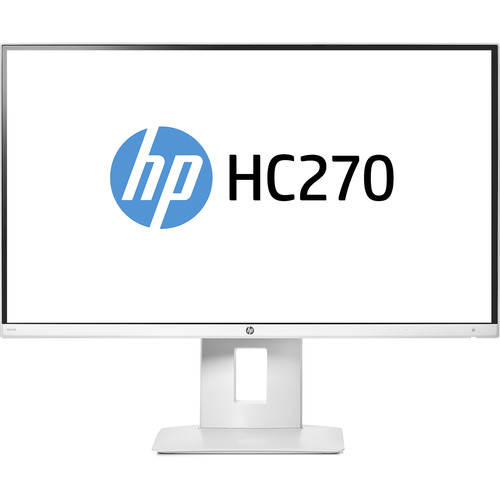 "HP HC270 27"" 16:9 Healthcare Edition Monitor (Smart Buy)"